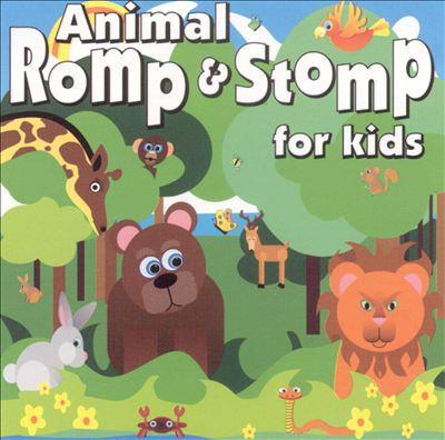 Animal romp & stomp for kids