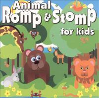 Animal romp & stomp for kids