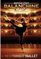 Bringing Balanchine Back