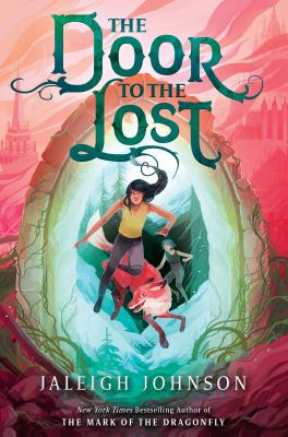 The door to the lost by Johnson, Jaleigh,