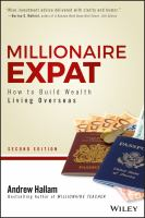 Millionaire expat : how to build wealth living overseas