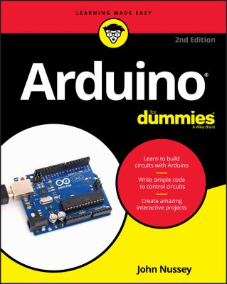 Arduino for dummies by Nussey, John,