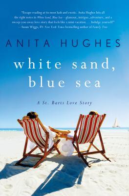 White sand, blue sea :