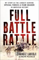 Full battle rattle : by Lahidji, Changiz,
