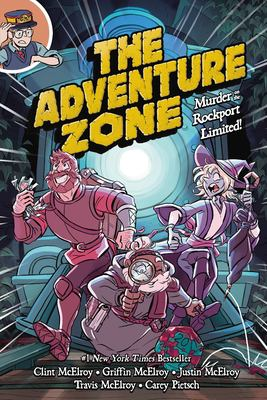 The Adventure Zone - Murder on the Rockport Limited