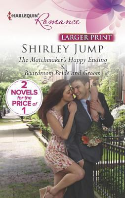 The matchmaker's happy ending & Boardroom bride and groom