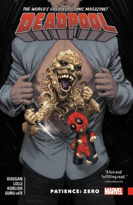Deadpool : world's greatest. 6, Patience: zero