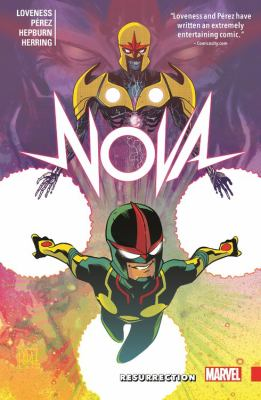 Nova : resurrection