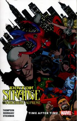Doctor Strange and the Sorcerers Supreme. Vol. 2, Time after time
