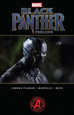 Marvel Black Panther prelude