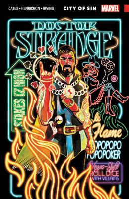 Doctor Strange. Vol. 02, City of sin