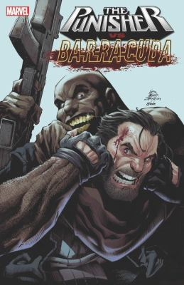 Punisher Vs. Barracuda.