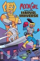 Moon Girl and the Marvel universe.
