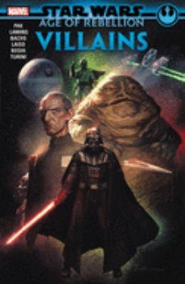 Star Wars : Age of the Rebellion - Villains