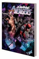 Savage Avengers 4