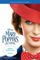 Mary Poppins returns : deluxe novelization of the film