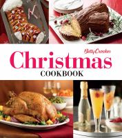Betty Crocker Christmas cookbook.