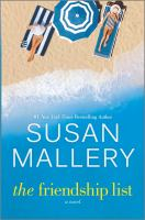 The friendship list by Mallery, Susan,