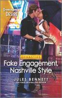 Fake Engagement, Nashville Style