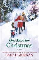 One more for Christmas by Morgan, Sarah,