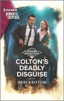 Colton's Deadly Disguise