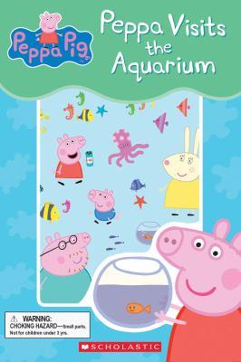 Peppa visits the aquarium