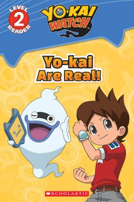 Yo-kai are real!