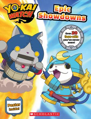 Yo-kai watch : epic showdowns
