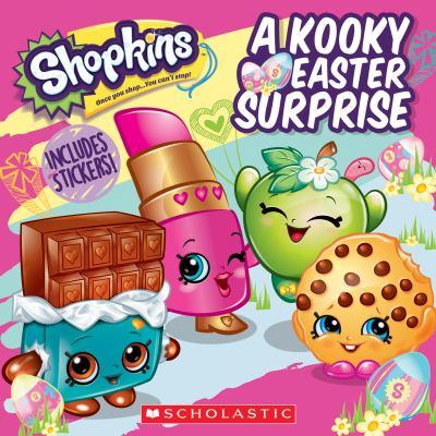 Shopkins.   A kooky Easter surprise