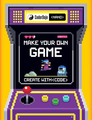 Create with code : make your own game