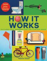 Now you know how it works by Fisher, Valorie,