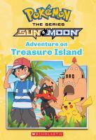 Pokémon, the series, sun & moon. Adventure on Treasure Island