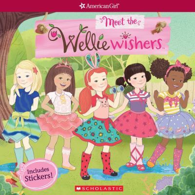 WellieWishers. Meet the WellieWishers.