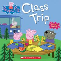Peppa Pig. Class trip.