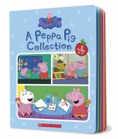 A Peppa Pig collection.