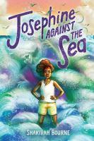 Josephine against the sea