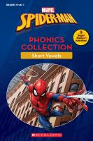 Spider-Man : phonics collection : short vowels