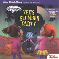 Vee's slumber party : read-along storybook and CD