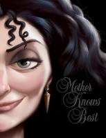 Mother knows best : a tale of the old witch