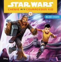 Star Wars. Chewie and the courageous kid