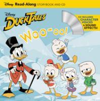 Disney DuckTales : woo-oo! : read-along storybook and CD