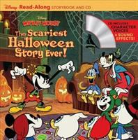 The scariest Halloween story ever! : read-along storybook and CD