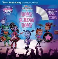 Home scream home : read-along storybook and CD