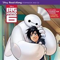 Big hero 6 read-along storybook and CD