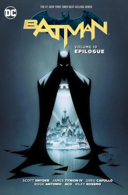 Batman.  Volume 10, Epilogue