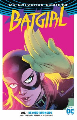 Batgirl.  Vol. 1, Beyond Burnside