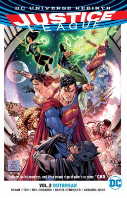 Justice League.  Vol. 2, Outbreak