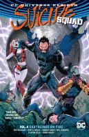 Suicide Squad. Vol. 4, Earthlings on fire