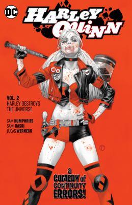 Harley destroys the universe