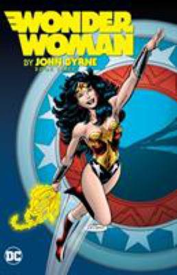 Wonder Woman by John Byrne 3